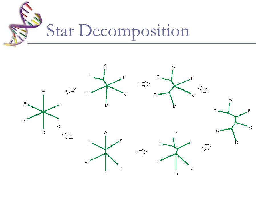 Star Decomposition