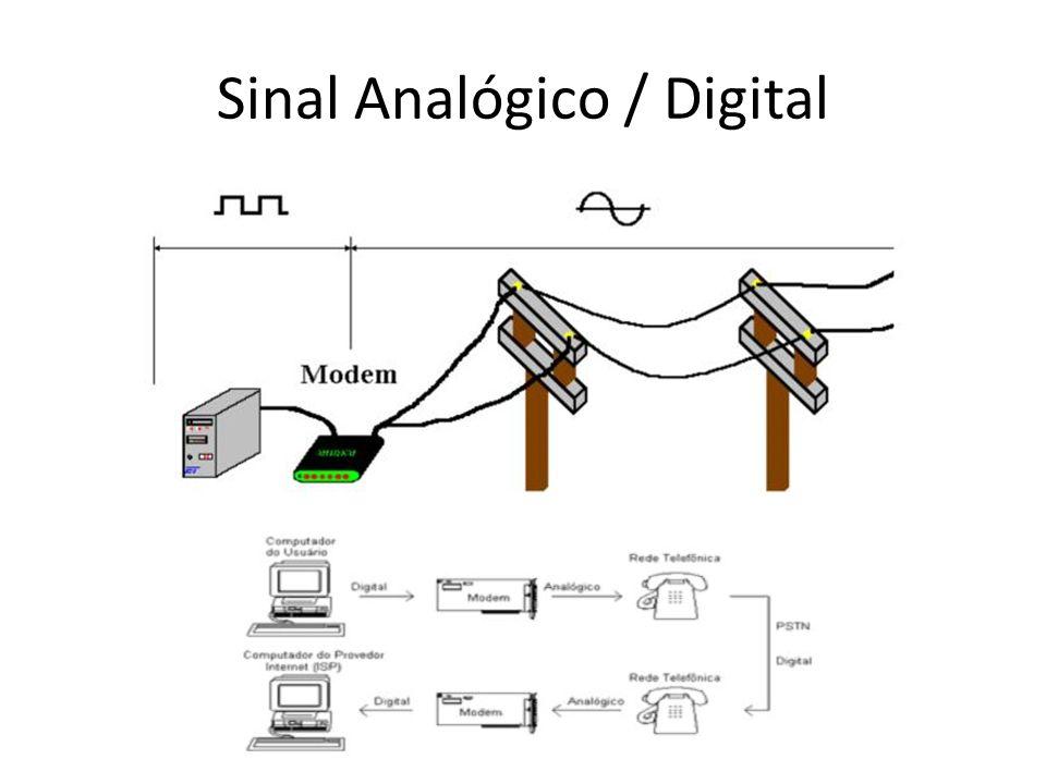 Sinal Analógico / Digital 00