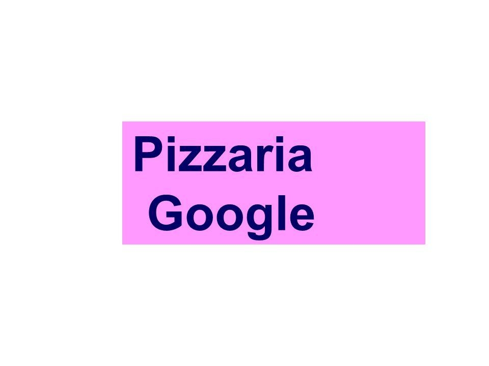 Pizzaria Google