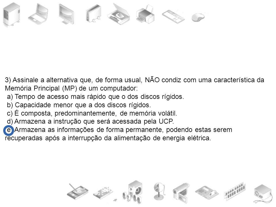 4) O que é fragmentação.a) Menor unidade de armazenamento da memória.