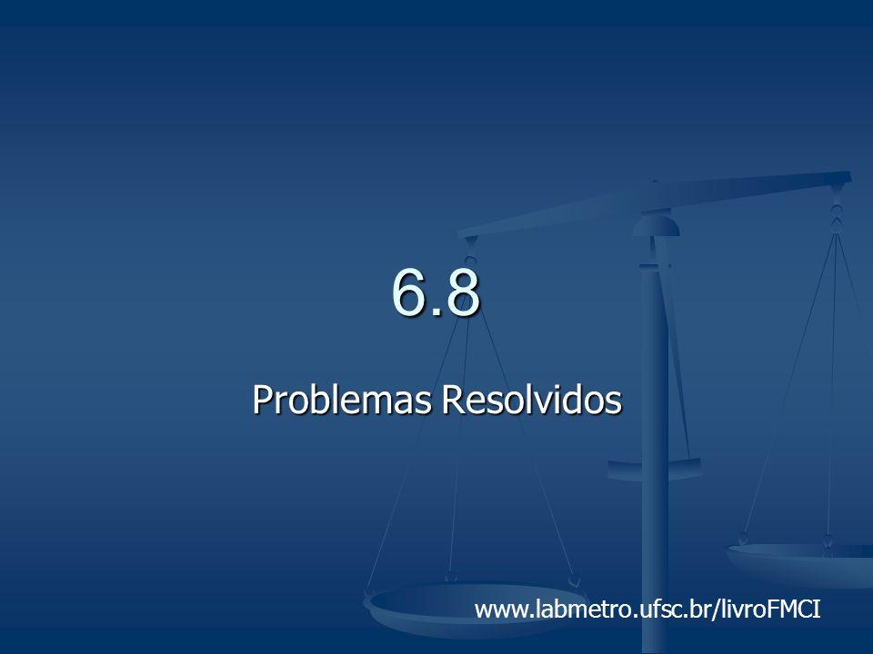 www.labmetro.ufsc.br/livroFMCI 6.8 Problemas Resolvidos