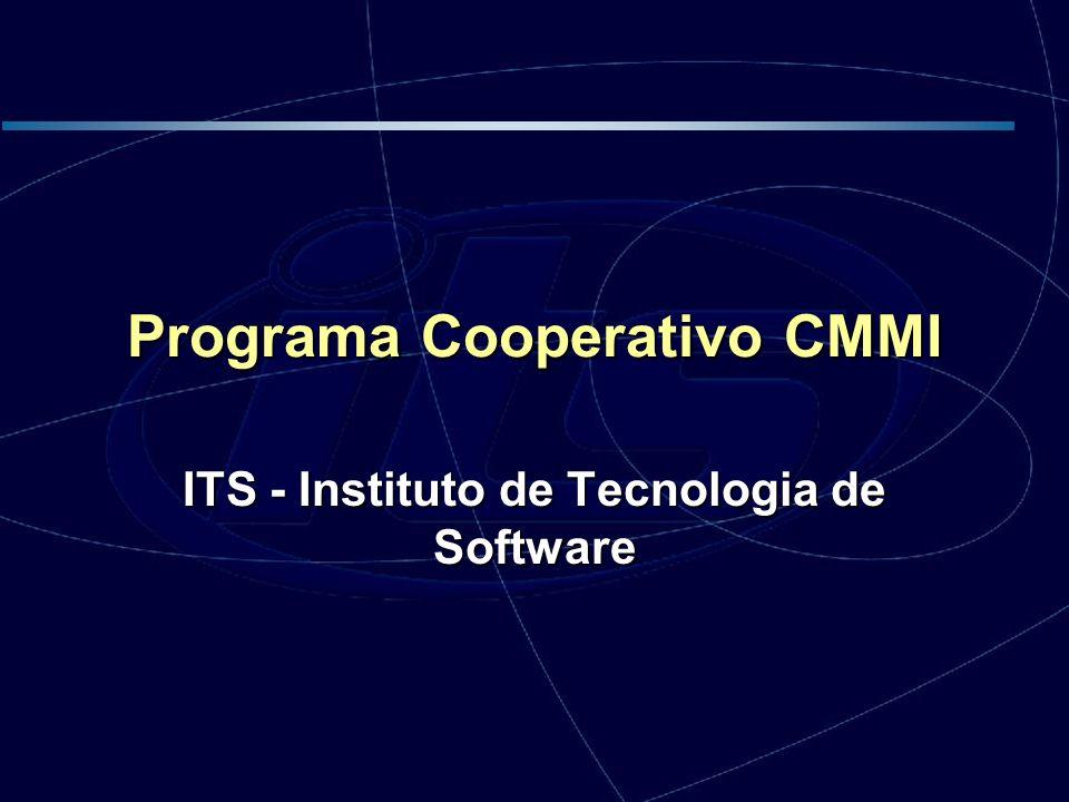 Programa elaborado e gerenciado pelo ITS, com apoio do CenPRA, suporte do SOFTEX e Fundo Verde Amarelo/FINEP.