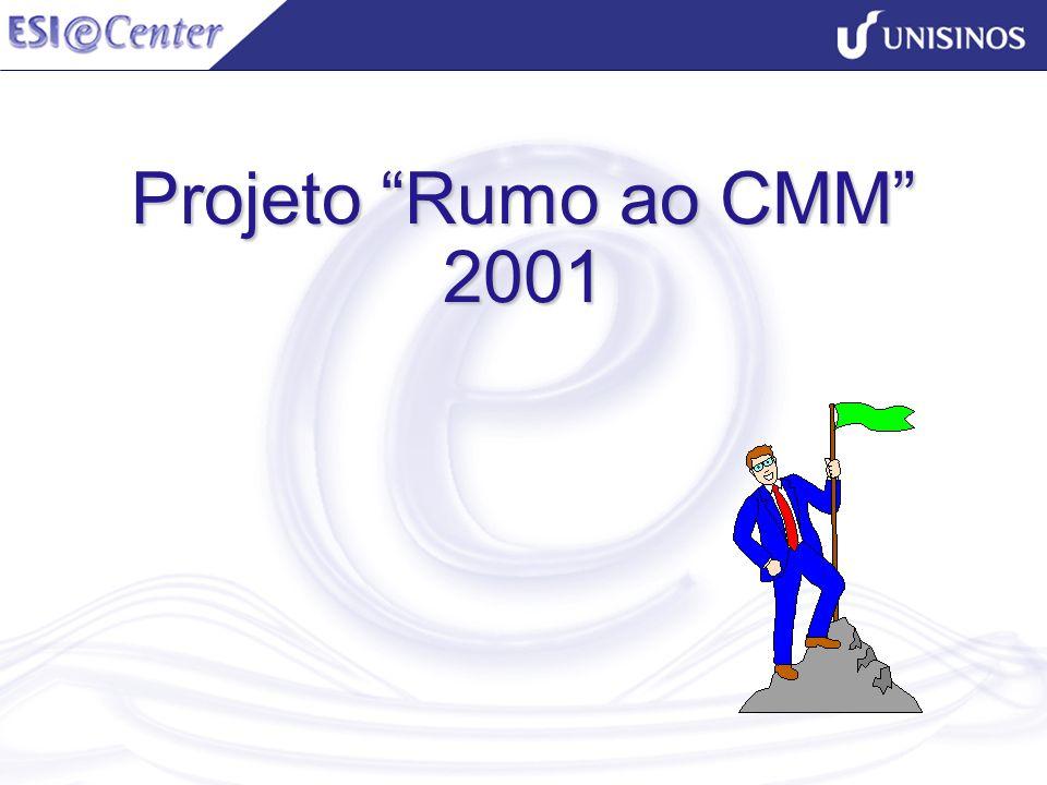 Projeto Rumo ao CMM 2001
