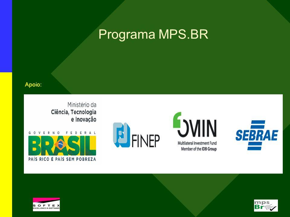 Programa MPS.BR Apoio: