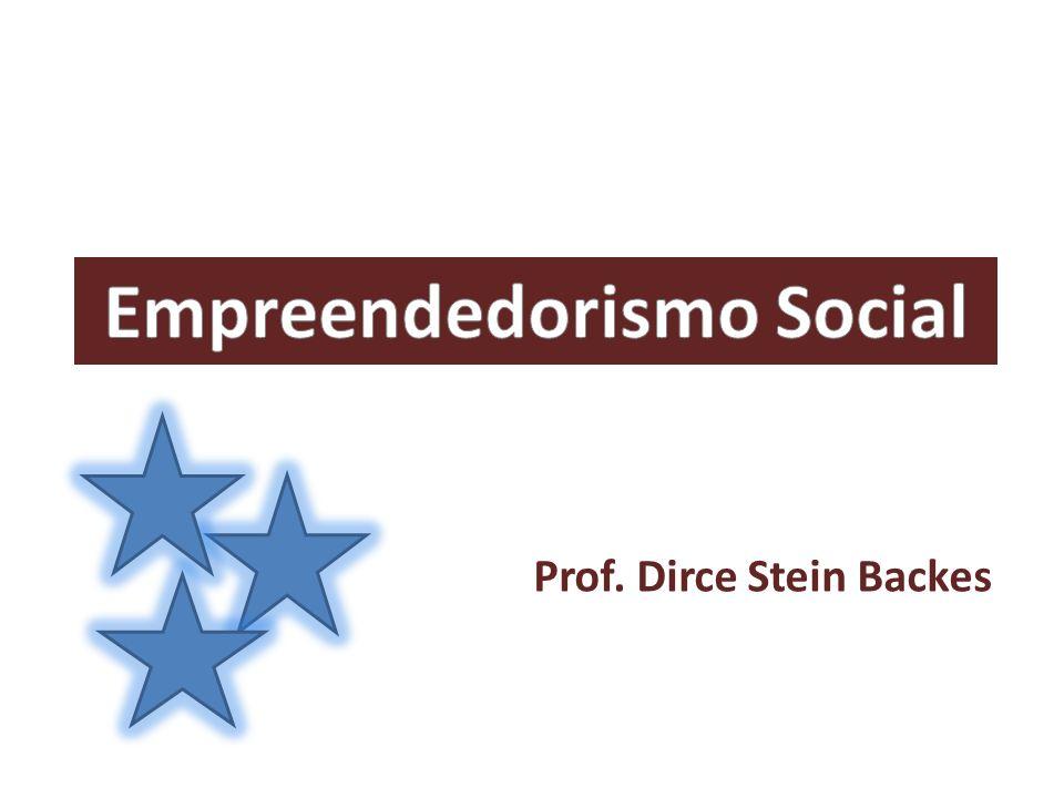 Empreendedorismo Empreendedorismo privado – geração de riquezas Empreendedorismo social – Missão social Concebe a riqueza como meio para alcançar determinado fim.
