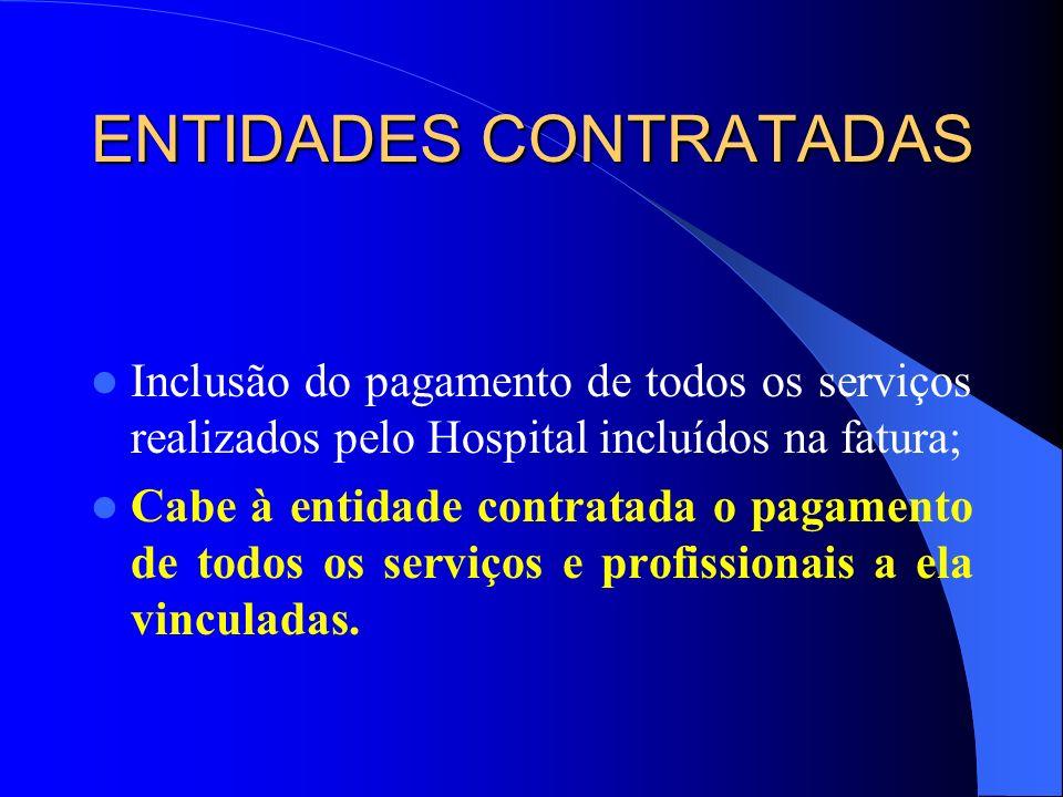 Contratos de Compra de Serviços Entre gestores do SUS e particulares numa lógica de pagamento por produção.