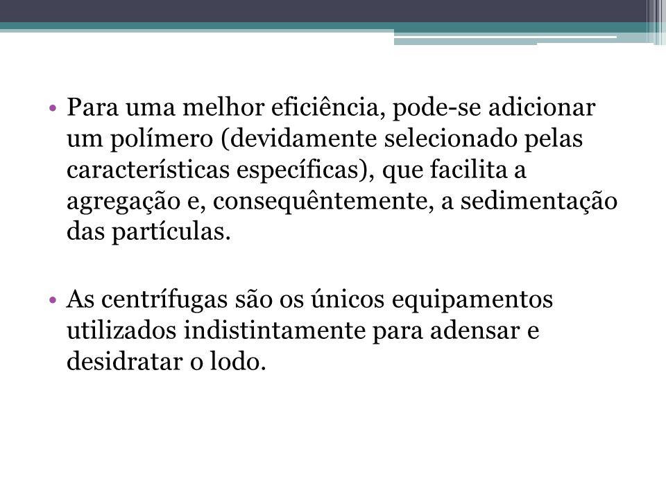 ESTUDO DE CASO O objetivo é avaliar a eficiência da higienização no tratamento do lodo, produzido no reator anaeróbio de fluxo ascendente e manta de lodo (UASB) da Estação de Tratamento de Esgotos localizada em Aparecida de Goiânia GO.