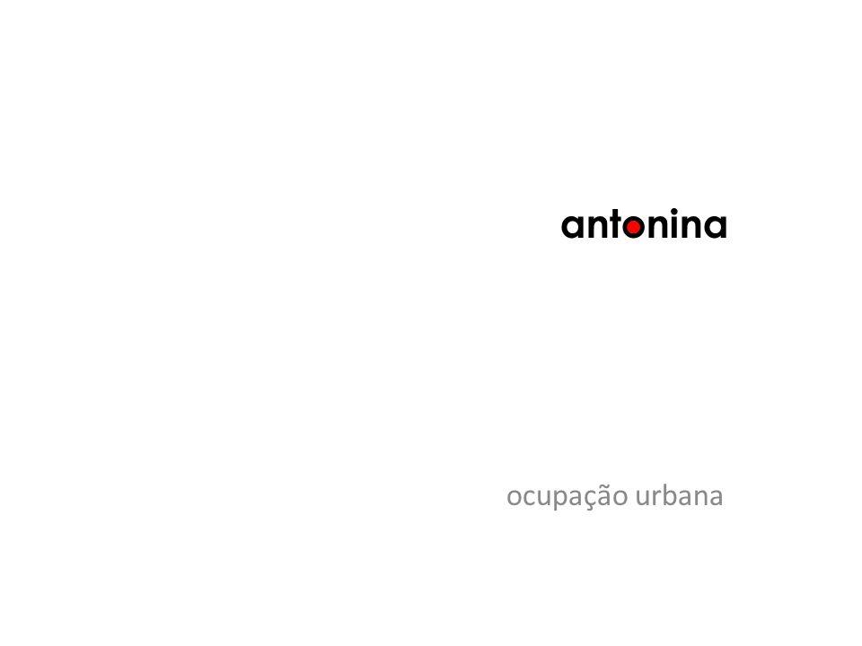 antonina ocupação urbana