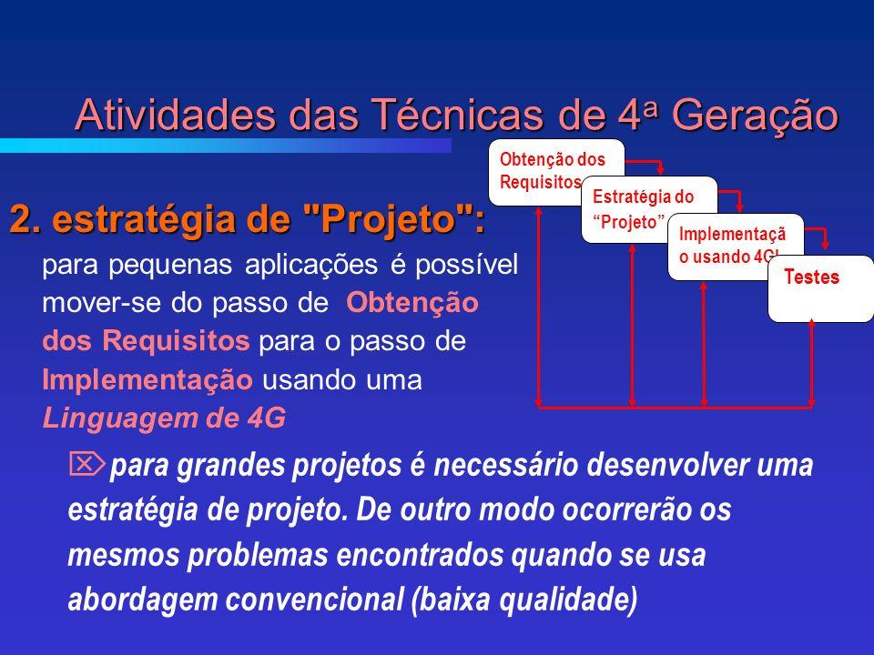 2. estratégia de Projeto : 2.