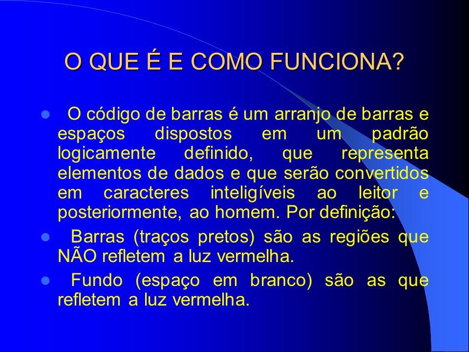 O QUE É E COMO FUNCIONA.