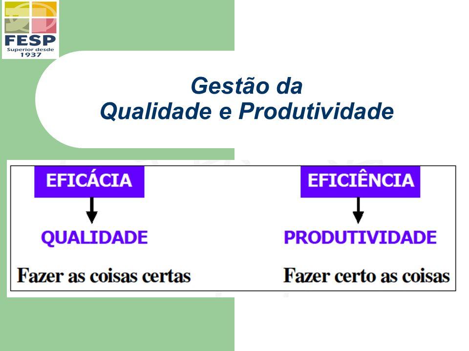 Gestão da Qualidade – ISO 9000 e TQM 1.QUALIDADE E SUAS DEFINIÇÕES.
