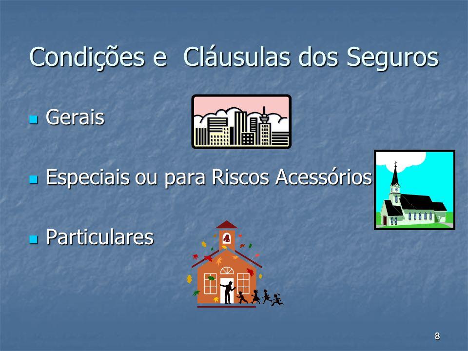 9 DOCUMENTOS DO CONTRATO DE SEGUROS PROPOSTA PROPOSTA APÓLICE APÓLICE BILHETE BILHETE AVERBAÇÃO AVERBAÇÃO FATURA FATURA NOTA DE SEGURO NOTA DE SEGURO FICHA DE COMPENSAÇÃO FICHA DE COMPENSAÇÃO COMANDO DE COSSEGURO COMANDO DE COSSEGURO COMANDO DE PRODUÇÃO COMANDO DE PRODUÇÃO ANEXO DE COSSEGURO ANEXO DE COSSEGURO ANEXO DE FRACIONAMENTO ANEXO DE FRACIONAMENTO CERTIFICADO INDIVIDUAL CERTIFICADO INDIVIDUAL ENDOSSO (Cobrança, Restituição e Neutro) ENDOSSO (Cobrança, Restituição e Neutro)