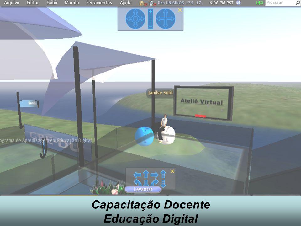 Janeiro/2009 Capacitação Docente Educação Digital