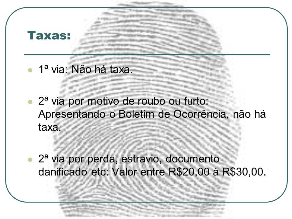 Finalidade do RG O Brasil considera o RG (Registro Geral) um dos principais documentos de identificação.