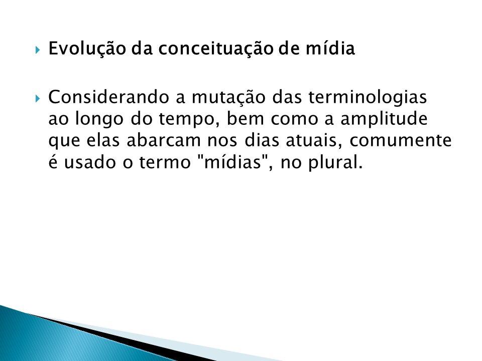 Referências Bibliográficas DIZARD, Wilson Jr.