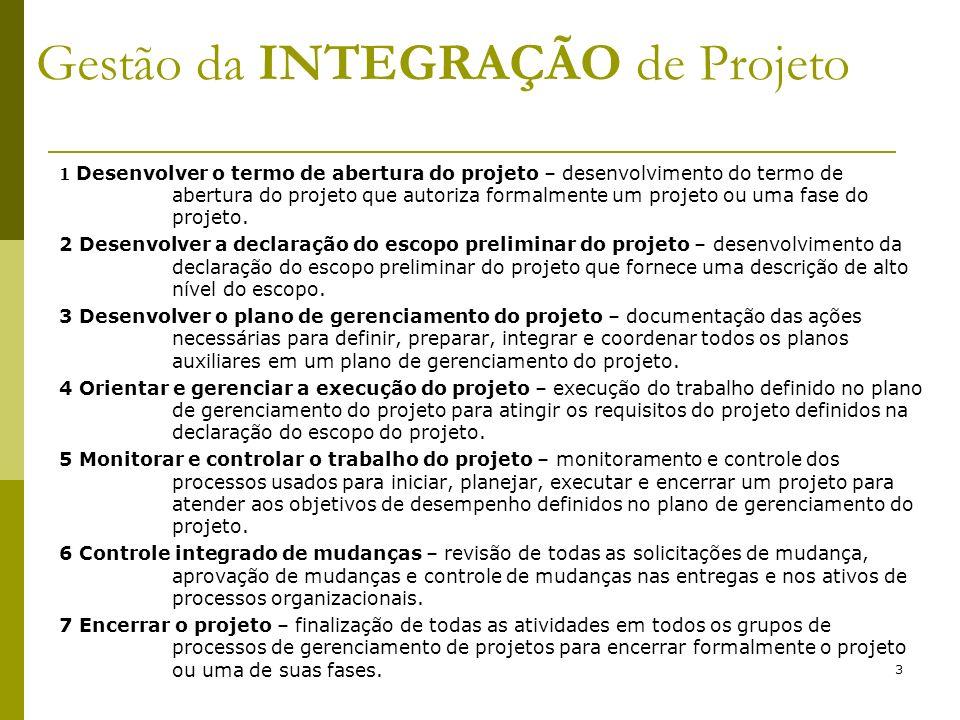 3 1 Desenvolver o termo de abertura do projeto – desenvolvimento do termo de abertura do projeto que autoriza formalmente um projeto ou uma fase do pr