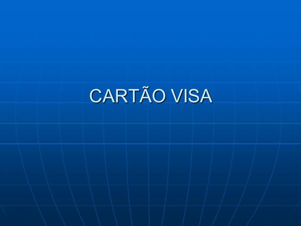 CARTÃO VISA
