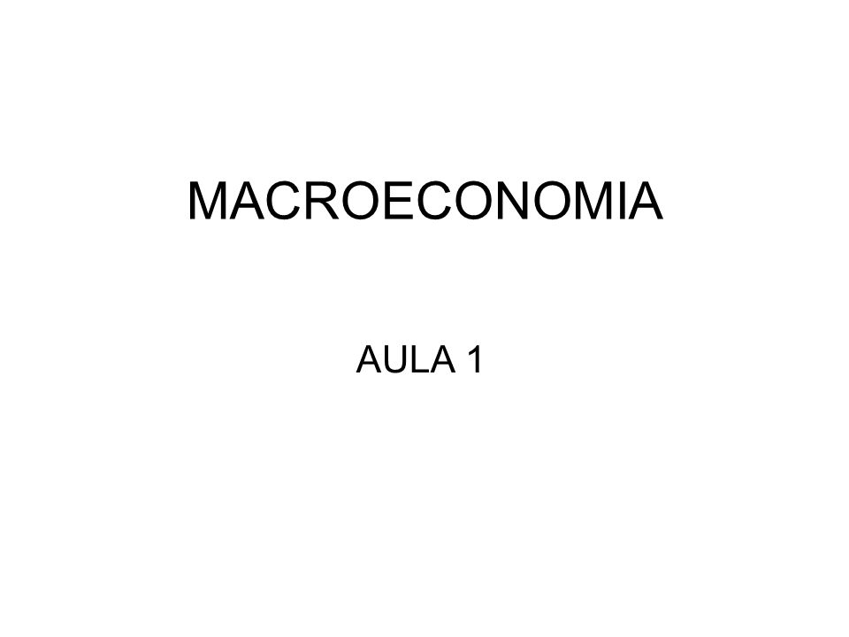DIVISÃO DO ESTUDO ECONÔMICO MICROECONOMIA: comportamento das unidades econômicas básicas: consumidores e produtores.
