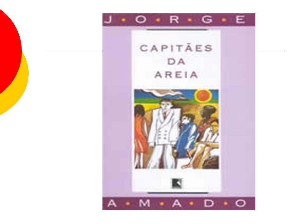 Capitães da areia Publicado em 1937, pouco depois de implantado o Estado Novo, este livro teve a primeira edição apreendida e exemplares queimados em praça pública de Salvador por autoridades da ditadura.