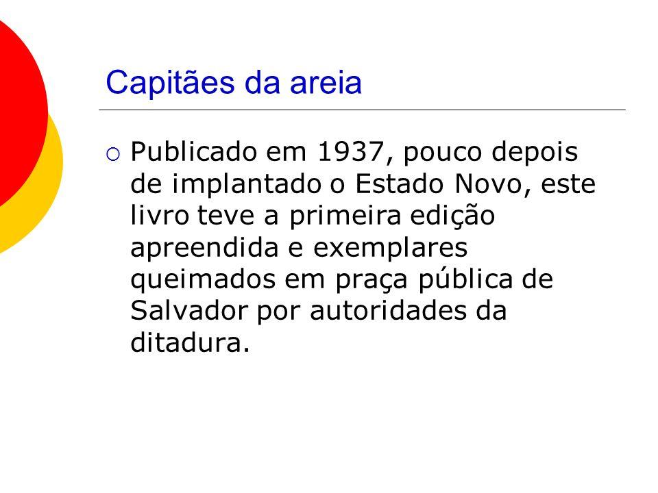 Pedro Bala Ele e seu bando vivem e agem como muitos jovens nas mesmas circunstâncias.