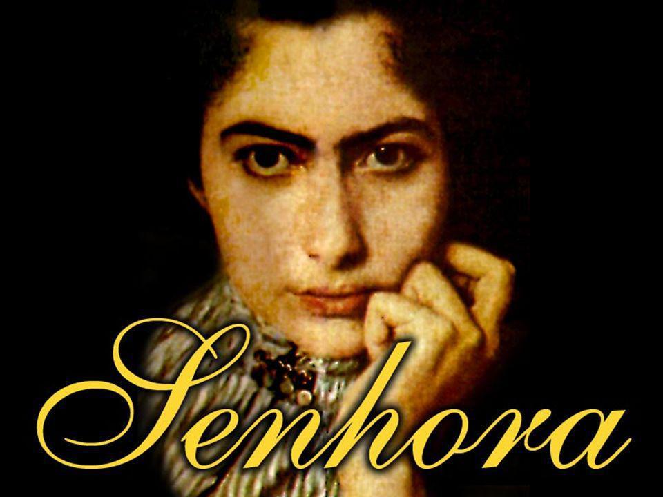 Personagens Principais AURÉLIA CAMARGO: Personagem construída nos parâmetros românticos.
