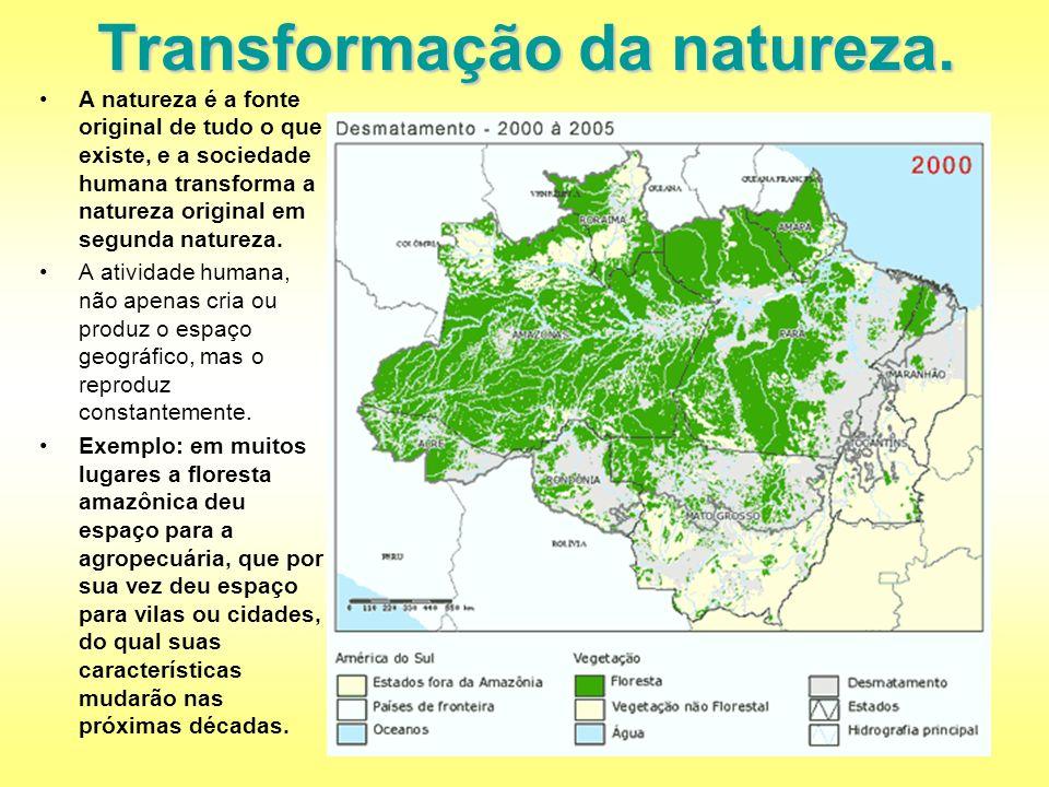 Com a Revolução Industrial o êxodo rural foi intenso, gerando uma grande urbanização.
