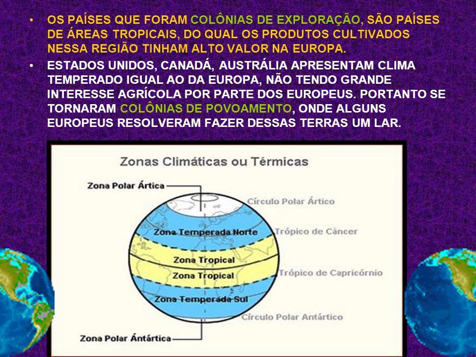 A ARGENTINA TAMBÉM TEM CLIMA TEMPERADO IGUAL AO EUROPEU, MAS OS ESPANHÓIS DESCOBRIRAM MUITA PRATA NESSE TERRITÓRIO, TORNANDO-A UMA COLÔNIA DE EXPLORAÇÃO.