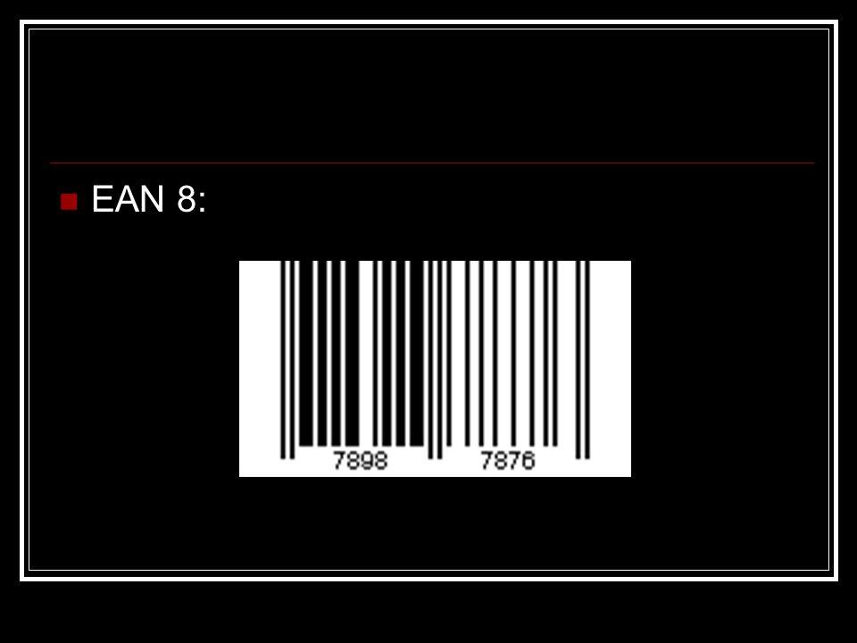 EAN 8: