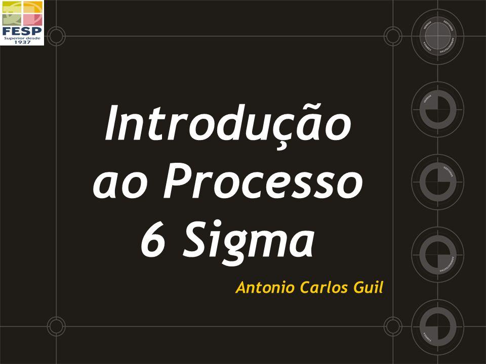 Características dos projetos Seis Sigma Forte contribuição para o alcance das metas estratégicas da empresa.
