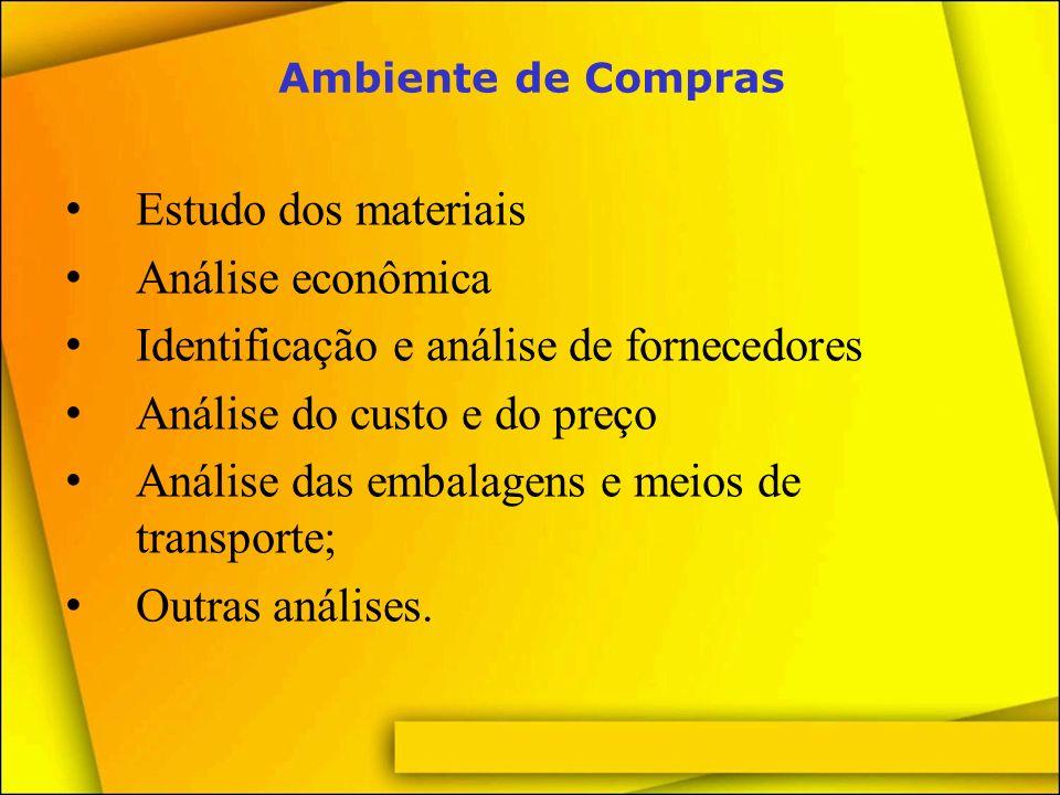 Relações com outras áreas Produção e PCP; Engenharia; Vendas; Marketing; Controle de qualidade; Finanças; Contabilidade; Recursos humanos; Outros.