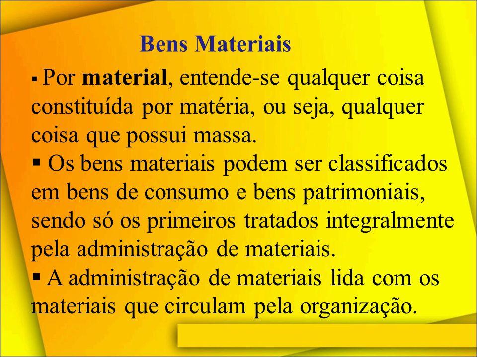 Uma vez adquiridos, porém ainda não utilizados, eles integram a conta Estoque no Balanço Patrimonial da organização, uma das contas que integram o ativo circulante.