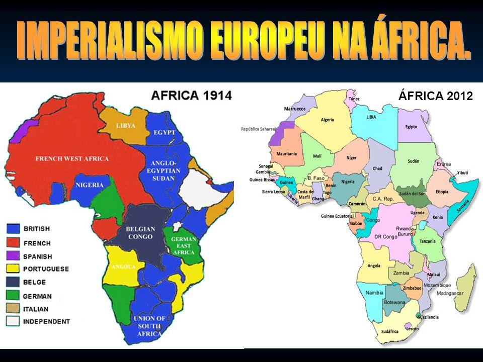 ÁFRICA 2012