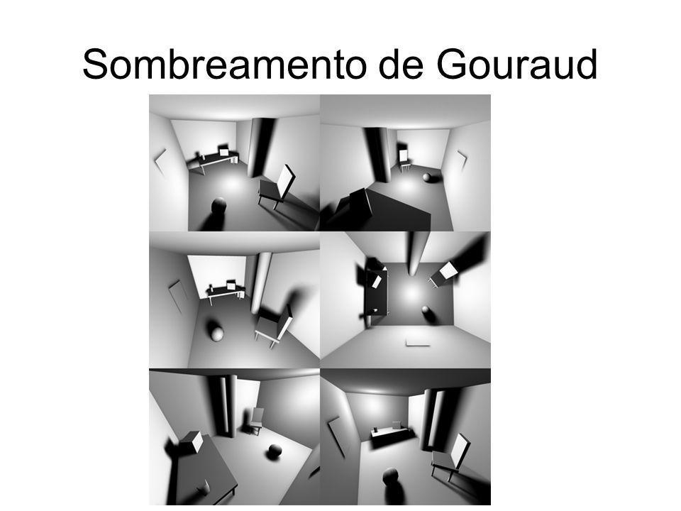 Sombreamento de Gouraud