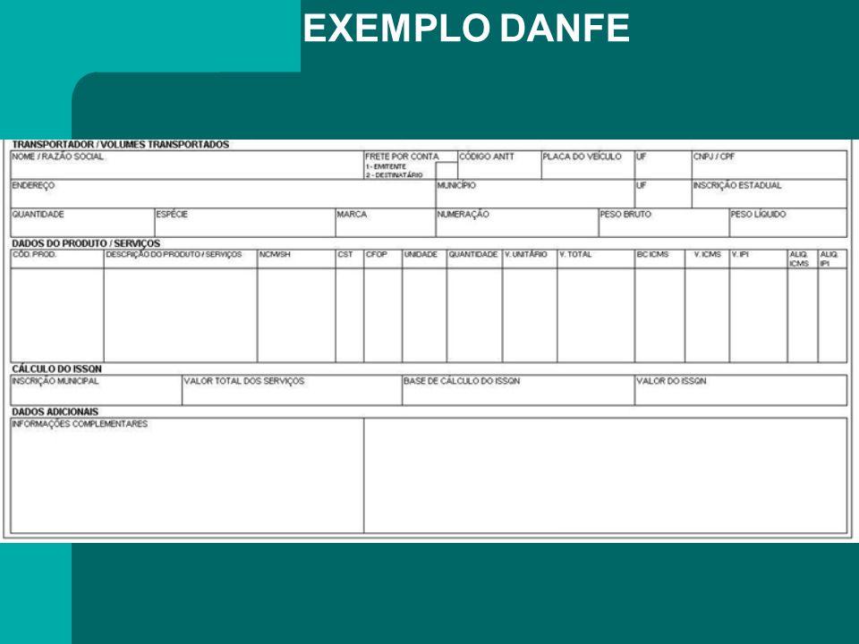 NOTA FISCAL ELETRONICA OBRIGATORIEDA DE EMISSÃO DE NF-e: É definida pela Classificação Nacional de Atividades Econômicas (CNAE), base no Protocolo ICMS nº 42/2009.