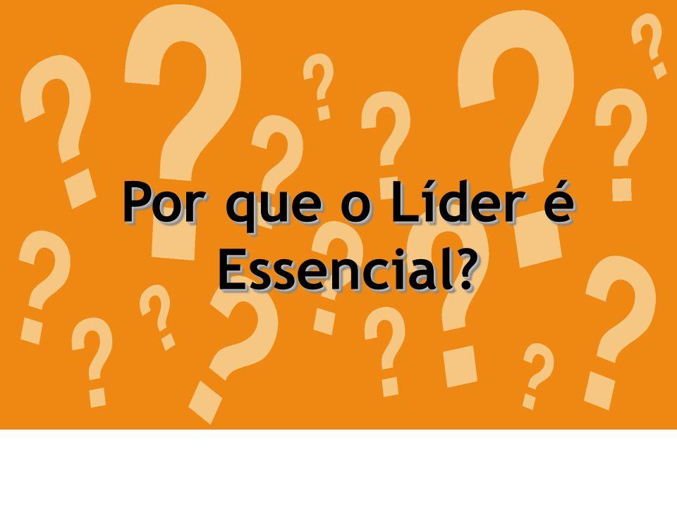 Por que o Líder é Essencial?