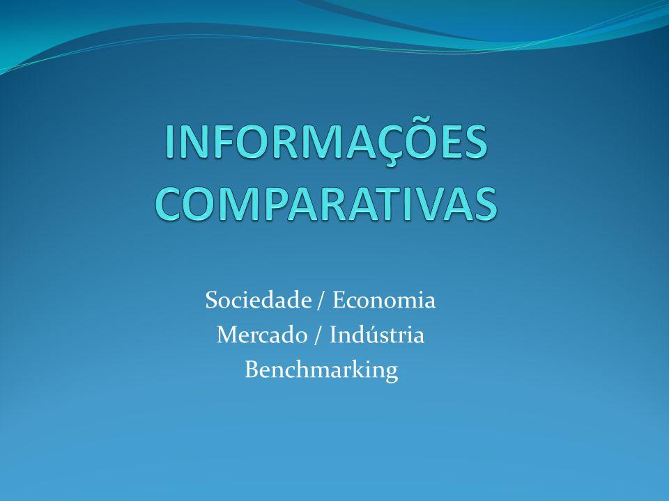 Sociedade / Economia Mercado / Indústria Benchmarking