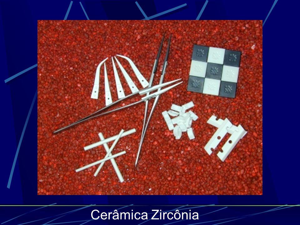Cerâmica Zircônia