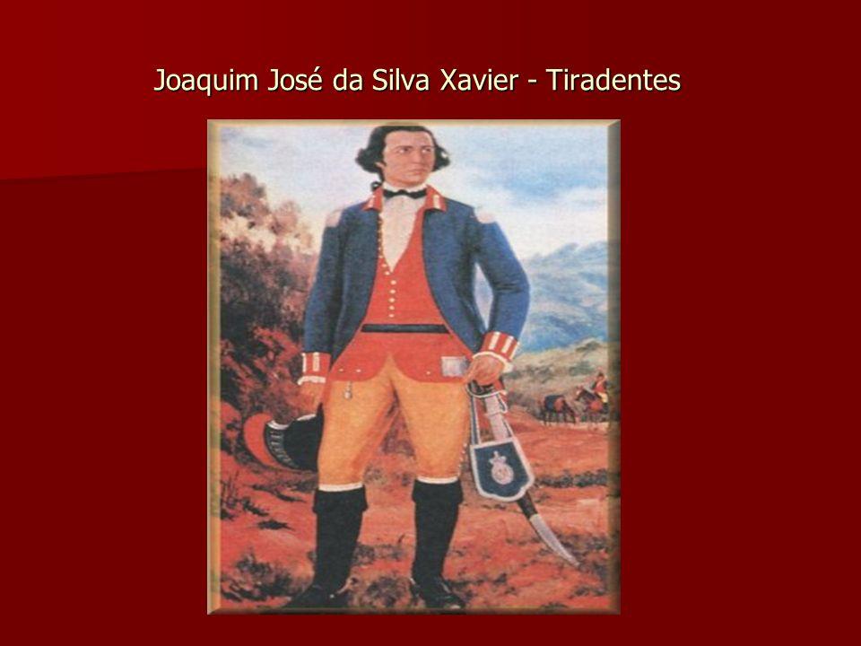 Inconfidência Mineira (1789) Participantes : Participantes : Donos de minas, militares, padres e intelectuais.