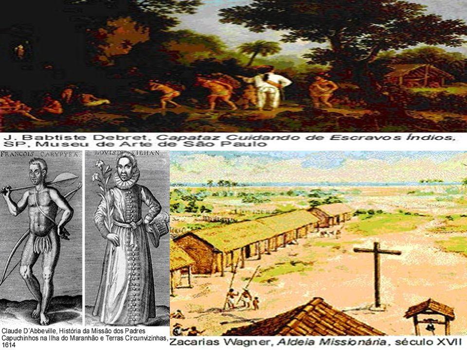 Revolta de Beckman – Maranhão (1684) Participantes : elite local Participantes : elite local Líderes : Irmãos Beckman (Tomás e Manuel) Líderes : Irmãos Beckman (Tomás e Manuel) Motivos : Descumprimento dos compromissos da Cia.