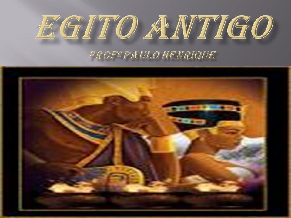 Heródoto teria dito que o Egito é uma dádiva do Nilo.