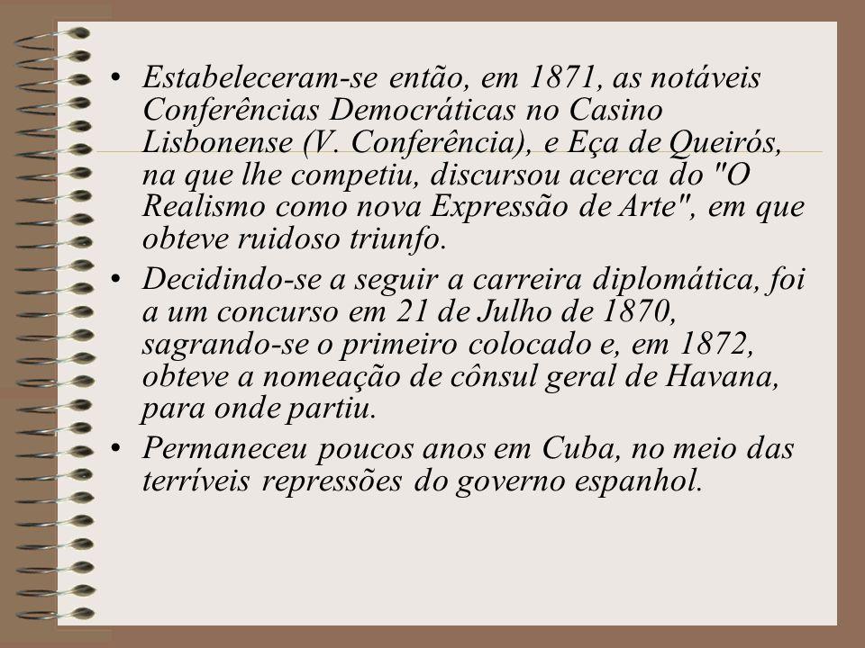 Era filho do Dr. José Maria Teixeira de Queirós, juiz do Supremo Tribunal de Justiça, e de sua mulher, D. Carolina de Eça. Matriculou-se na faculdade