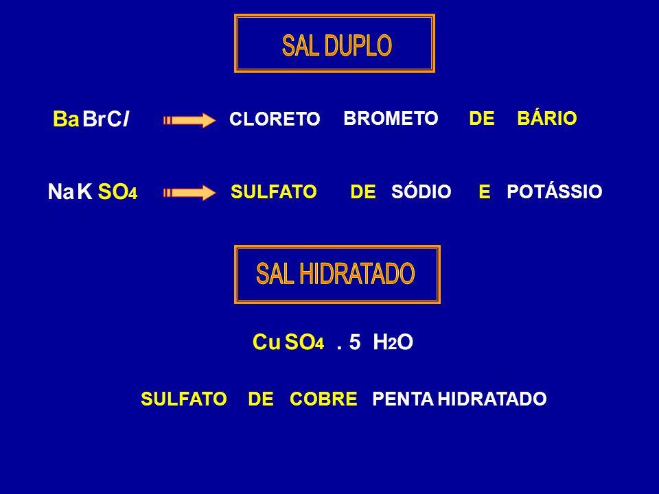 BrClClBa NaKSO 4 Cu.