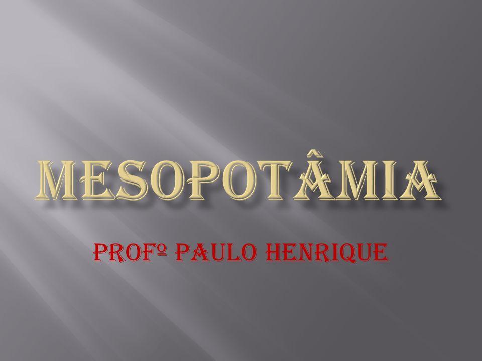 Profº Paulo Henrique