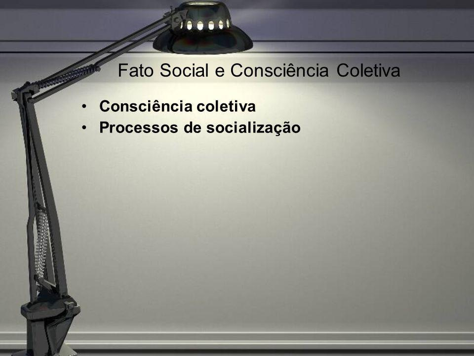 O Método Durkheimiano Regras do método sociológico: –Estudar o fato social como coisa –A questão da neutralidade científica.
