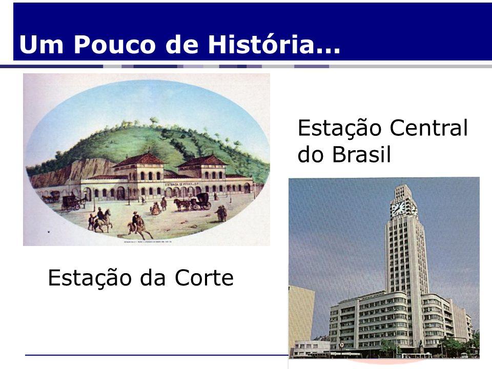 Estação da Corte Estação Central do Brasil