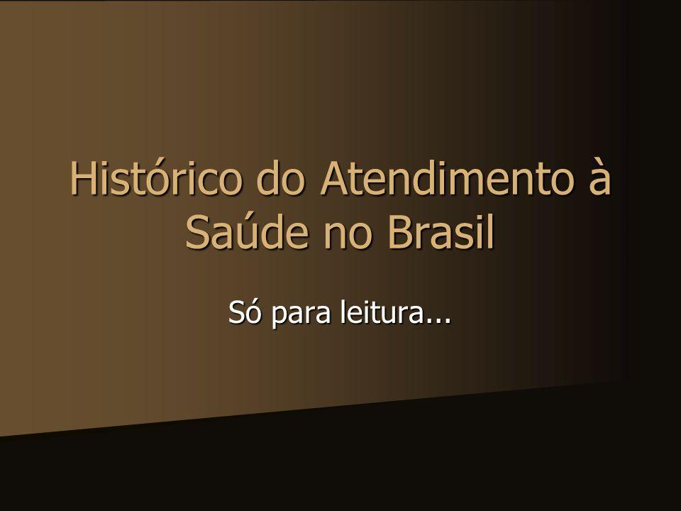 BRASIL...um século...