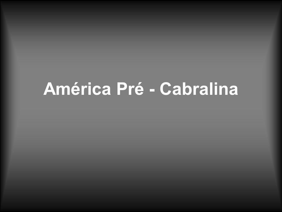 América Pré - Cabralina