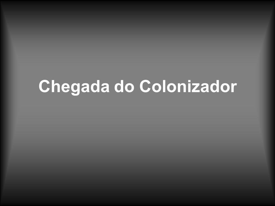 Chegada do Colonizador