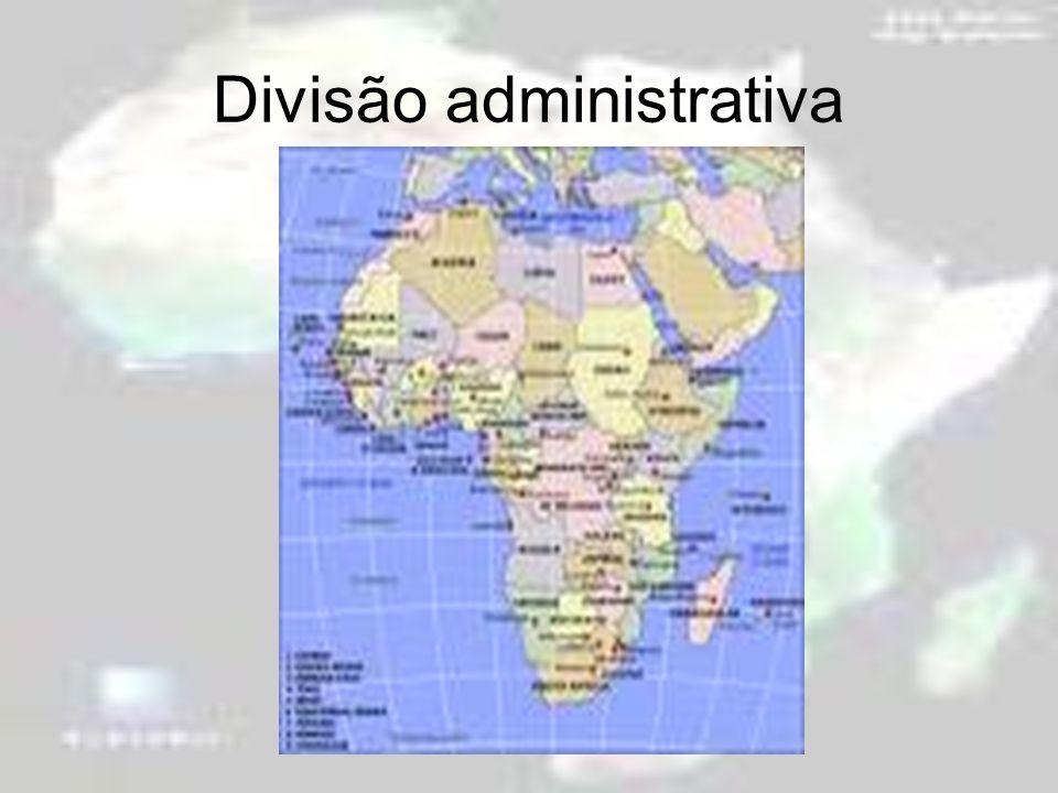 Divisão administrativa