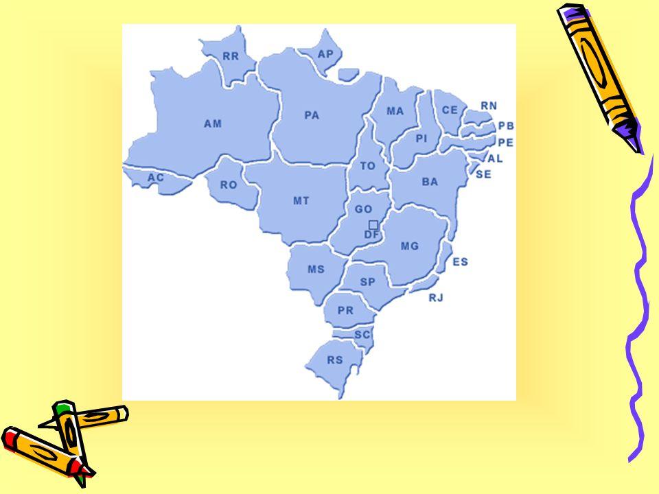 Brasil II Pontos Extremos: Norte: –Nascente do Rio AITÃ ( Serra do Caburaí ) Sul: –Curva do ARROIO CHUÍ Leste: –Ponta SEIXAS Oeste: –Nascente do Rio M